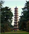 TQ1876 : November afternoon at Kew, 3 by Jonathan Billinger