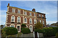 NZ3568 : 1 and 2, Lovaine Terrace, North Shields by Steve Ellwood