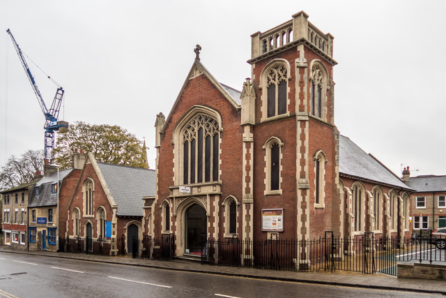 Castle Street Methodist Church