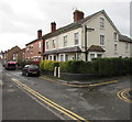 SO8963 : No parking on this corner of Droitwich by Jaggery