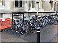 SP5106 : Oxford Bike Lane by Gordon Griffiths