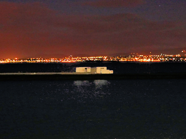 Dublin Harbour, Great South Wall