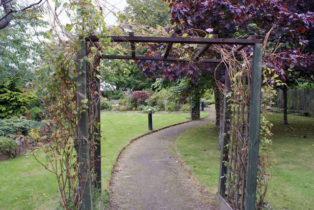 Millennium Garden, Alness