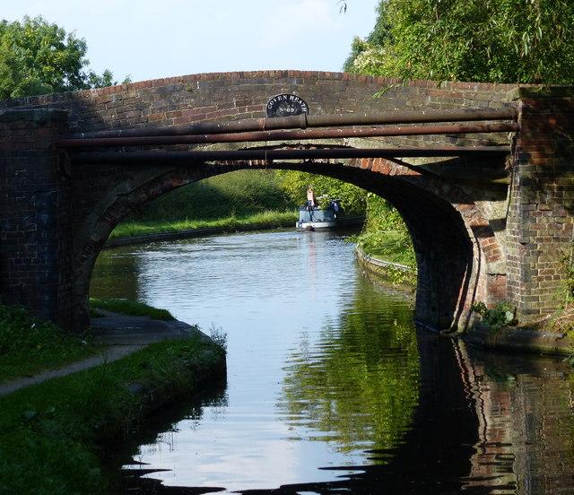 Coven Heath Bridge No 69
