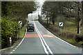 SO0866 : A483 North of Fron by David Dixon