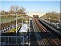 NT3169 : Shawfair Station by M J Richardson