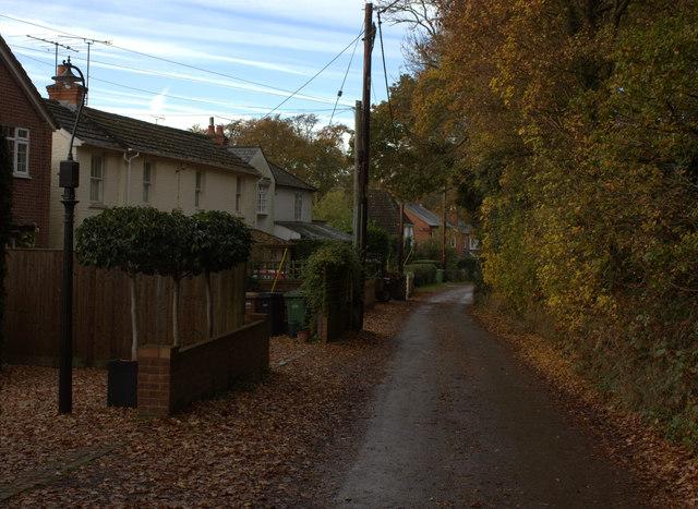 Kiln Lane, Binfield Heath