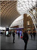TQ3083 : King's Cross Station by Richard Sutcliffe