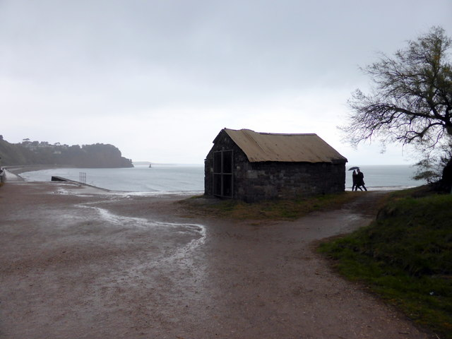 Small Hut at Sprey Point