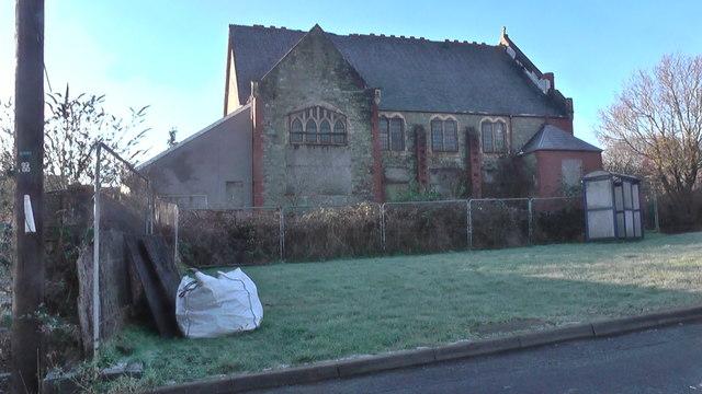 Carey chapel Aberkenfig January 18th 2015