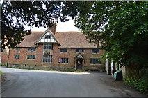 TQ5045 : The Castle Inn by N Chadwick