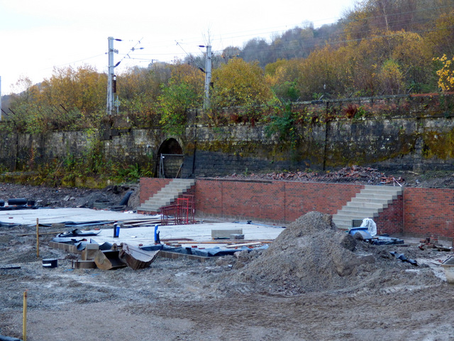 Bay Street building site
