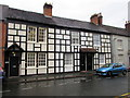 SO8963 : Black and white houses, Friar Street, Droitwich by Jaggery
