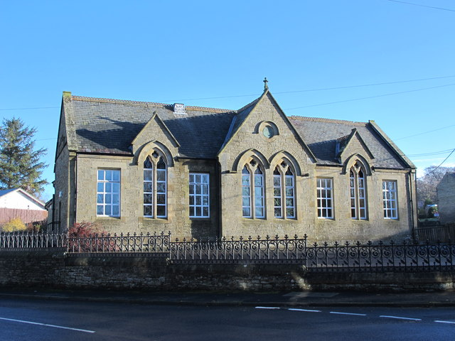 The former Allendale First School