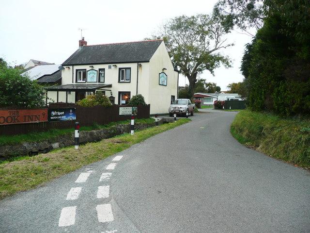 The Brook Inn, st Ishmael's