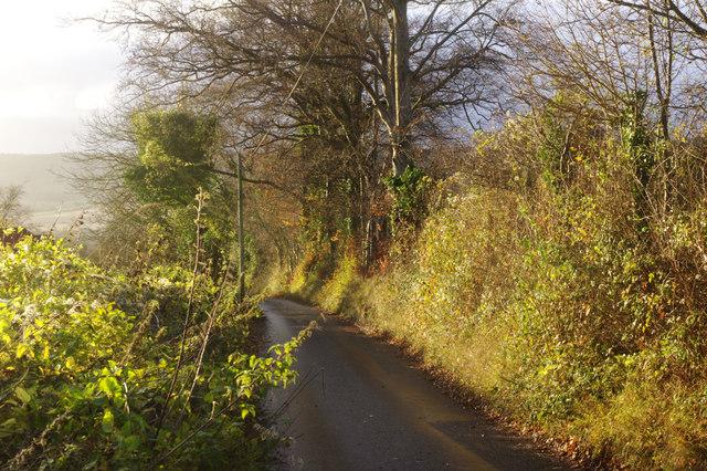 Fackenden Lane, Shoreham