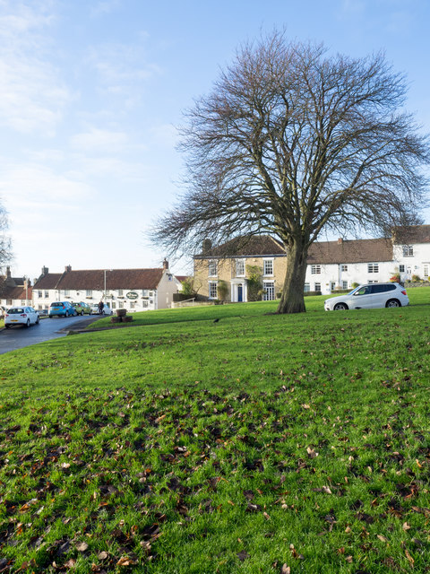 Grassed area in Heighington