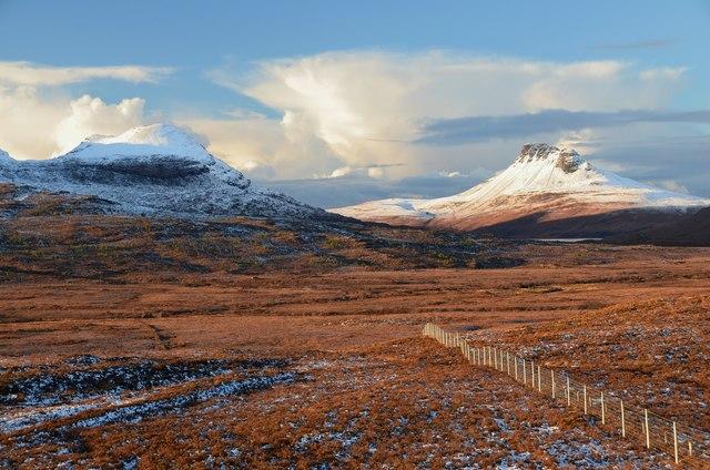 Mountains of Coigach