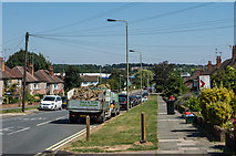 TQ4667 : Cray Valley Road by Ian Capper