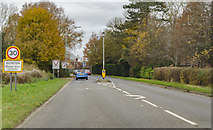 TF1505 : Entering Glinton on Lincoln Road by J.Hannan-Briggs