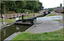 SO8690 : Marsh Lock No 19 at Swindon by Mat Fascione