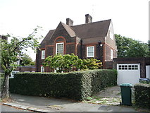 TQ2688 : House on Wildwood Road by JThomas