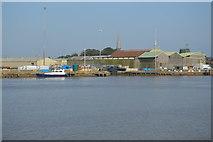 TF6120 : King's Lynn Docks by N Chadwick