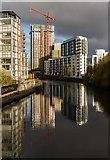 SJ8297 : River Irwell by Peter McDermott