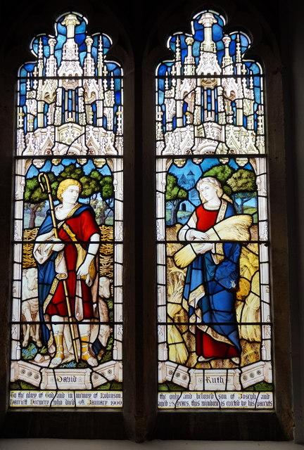 St Margaret's Church, Long Riston