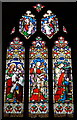 TA1242 : St Margaret's Church, Long Riston by Ian S
