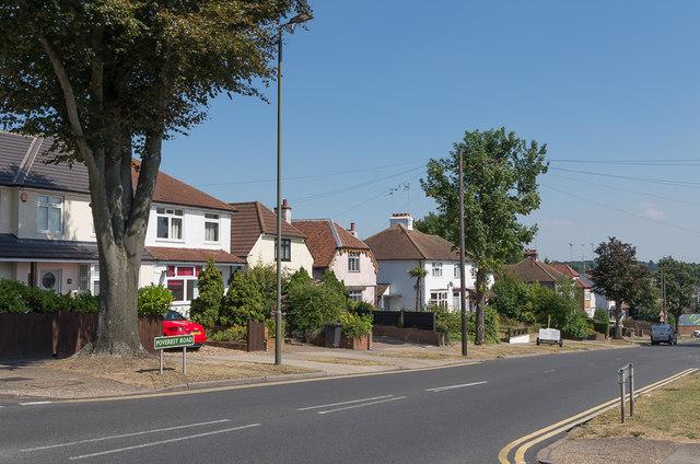 Poverest Road