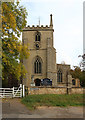 TL3163 : Holy Trinity, Elsworth by John Salmon