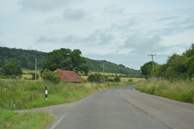 B2141 near Dean Cottages