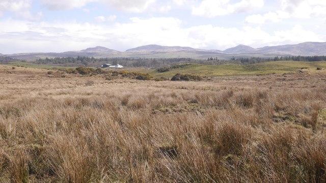Rough grazing, Carrabus