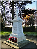 TF5002 : Upwell War Memorial by Adrian S Pye