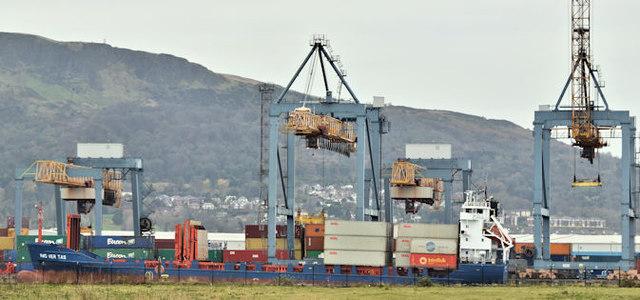 """RMS Veritas"", Belfast (November 2016)"