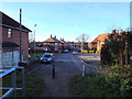 SD5304 : Rivers Street from Edge Hall Road footpath, Orrell by Gary Rogers