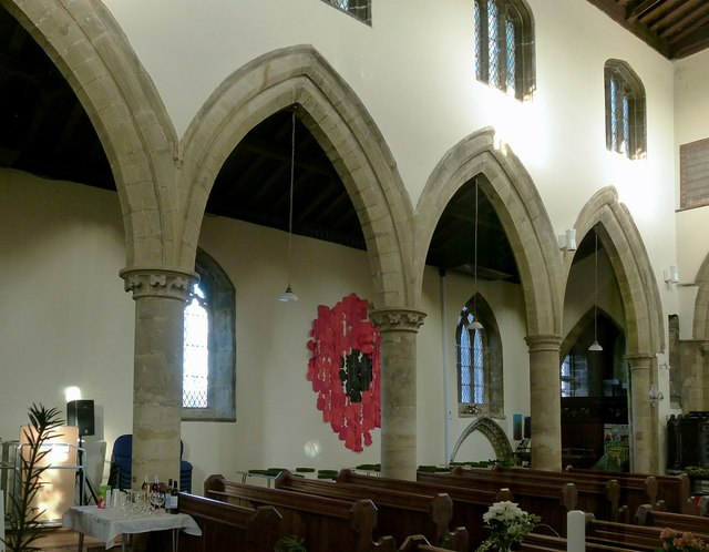 Church of St Egelwin, Scalford