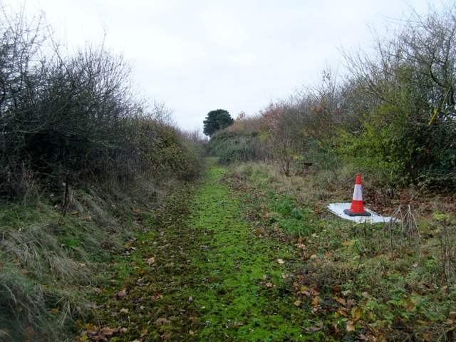 Old route of Bognor Road A259