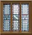 SJ9295 : St Lawrence's: Faith by Gerald England