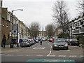 TQ3276 : Vicarage Grove, Camberwell, London by Robin Stott