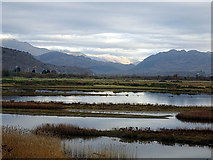 SH5738 : Glaslyn, viewed from Porthmadog Harbour Station by John Lucas