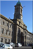 SX4653 : Clock Tower, Melville, Royal William Yard by N Chadwick