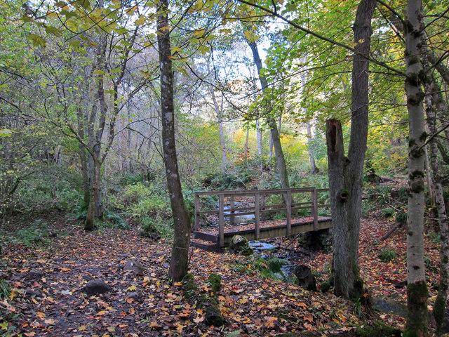 Fairy footbridge
