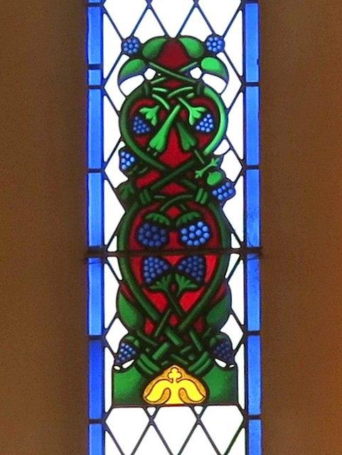 St Cuthbert's Church, Bewcastle (detail)