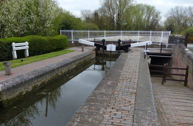 Bratch Bottom Lock No 23