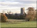 SK8171 : St George the Martyr church, North Clifton by Julian P Guffogg