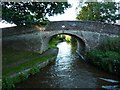 SJ4333 : Greaves Bridge [No 52], from the south by Christine Johnstone