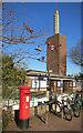 TQ1477 : Osterley Station by Des Blenkinsopp