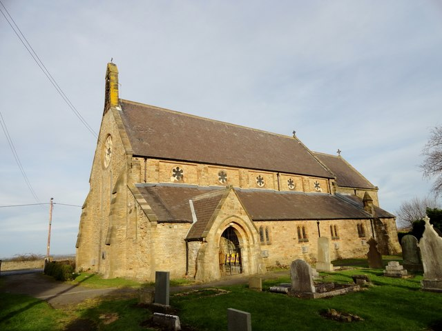 Church of St Ives, Leadgate